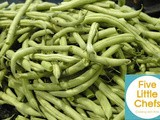 Preserving the Harvest: Blanching and Freezing Green Beans