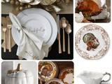 My Favorite Thanksgiving Entertaining Finds