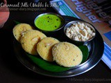 Cornmeal Idli | Gluten Free Breakfast Recipe | Instant Recipes | Flavour Diary
