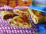 Beetroot Multigrain Calzones