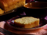 Chalo Chai Pine Chalte Hai  Lemon Pound Cake for the most Quintessential English Tradition