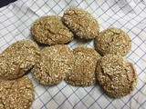 Healthy barley and steel-cut oat bread (Moroccan barley and oat rolls)