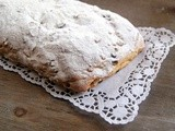 Marzipan Stollen and a recap. i saved the best for last