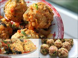 Moroccan fish balls tagine (sardine or whiting fish balls), many ways of approaching it