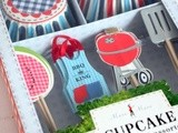 Juli Give-Away: bbq Cupcake-Set