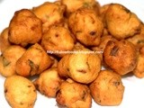 Bonda recipe / Fried Dumplings