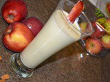 Apple Almond Smoothie