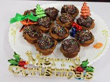 Dates cupcake ||christmas special