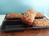 Banana Oats (raisins) Mini Breads