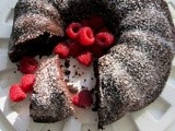 Chocolate Buttermilk Bundt Cake...and Guest Post (pending)