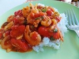 Creole Shrimp and Rice...my way