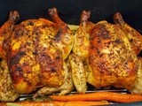 Roasted Paprika, Lemon, and Pepper Chicken