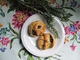 Rosemary, and Olives Knots...and Photo Props