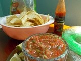 Spicy South Florida Salsa