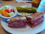 TooJay's Reuben Sandwich...and West Palm Beach