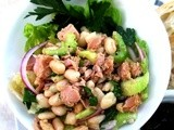 White Beans and Tuna Salad