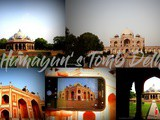 Humayun's Tomb Delhi – The First Garden Tomb of South Asia – The Inspiration behind Marvellous Architecture of Taj Mahal