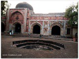 Jamali Kamali Tomb and Mosque – a Forerunner of Mughal Mosque Designs in India