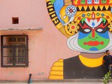 Lodhi Colony New Delhi – The Open Street Art District of India
