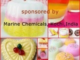 Agar Agar Recipe Contest Sponsored by Marine Chemicals, Kochi,India