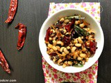 Black Eyed Beans Stir Fry : Sri Lankan Breakfast
