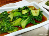 Bok Choy Stir Fry with Soy Sauce