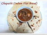 Chapati/Chapathi Recipe (Indian Whole Wheat Flat Bread)