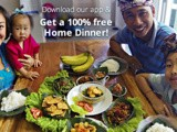 Download Withlocals Travel App & get a 100% Free Home Dinner in Asia