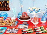 How to throw the perfect Star Wars Birthday Party