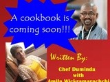 My Cookbook Project with Chef Duminda