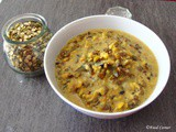 Protein Packed Split Mung Beans Curry from Sri Lanka (Mung Piyali Curry)