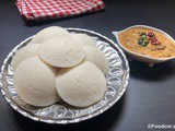 Soft Idli Recipe Using Instant Idli Mix