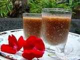 Wood Apple Milk (Wood Apple Juice) / Diwul Kiri