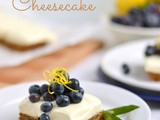 No Bake Greek Yogurt Cheesecake(Without Gelatin!)