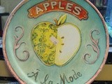 A is for Apples ... à la Mode