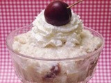 Brown Rice Pudding with Cherries