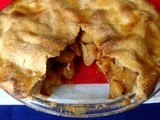 Brown Sugar Apple Pie for Inauguration Day