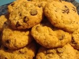 Hillary Clinton's Oatmeal Chocolate Chip Cookies