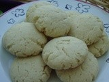 Hungarian Sour Cream Cookies