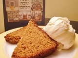 Southern Honey Cake for Rosh Hashanah