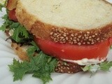 Tomato Sandwiches - One of the Best Summer Meals