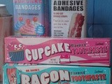 Wordless Wednesday - Bacon 'n' Cupcakes