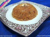Narali Bhat ~ Sweet Coconut Rice