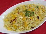 Sweet Corn Pulao /Rice