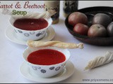 Carrot & Beetroot Soup / Soup Series