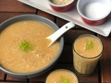 Chicken Millet Soup