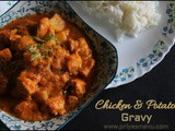 Chicken & Potato Gravy