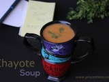 Chow - Chow Soup / Chayote Soup / Soup Series