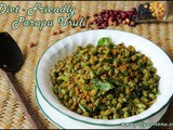 Diet Friendly Beans Parupu Usuli / Diet Friendly Recipe -2 / #100dietrecipes