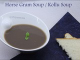 Horse gram Soup / Diet Friendly Recipe - 83 / #100dietrecipes